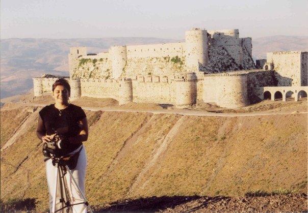 Krak des chevaliers, 2003